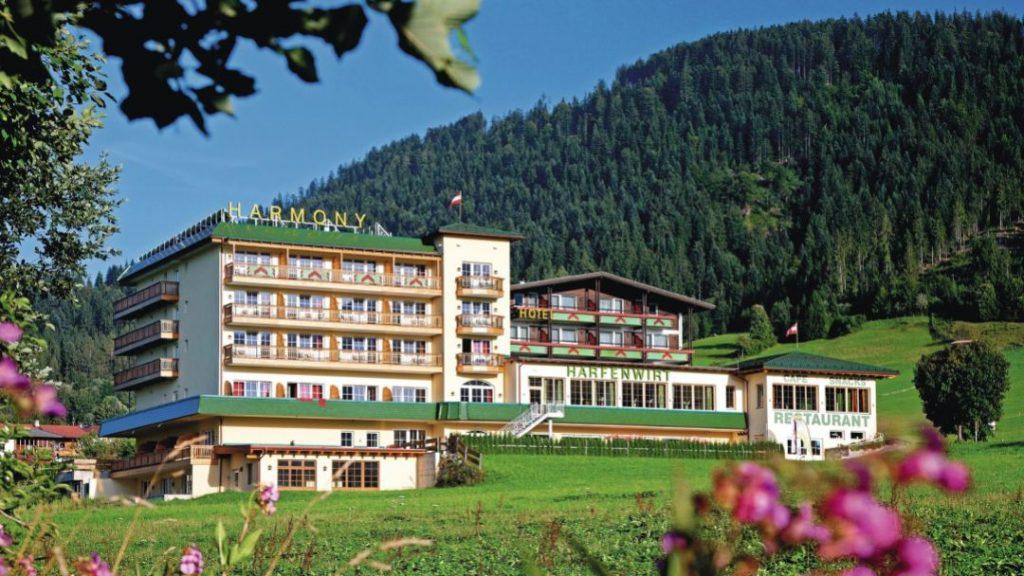 hotel harfenwirt in niederau austria