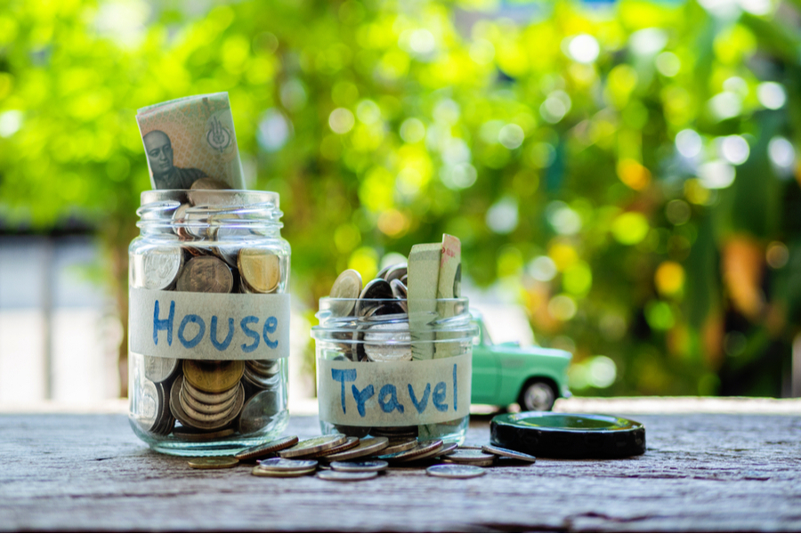 Travel vs Buying a House