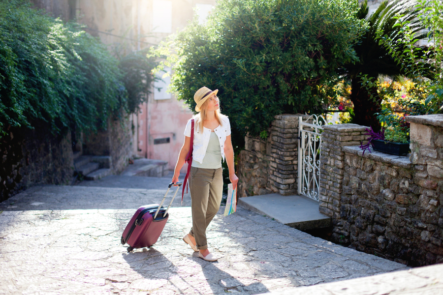 How to Plan a Solo Trip